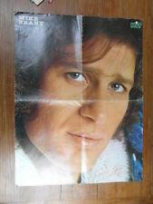 POSTER ORIGINAL revue HIT ANNEE 1974 GERARD LENORMAN + MIKE BRANT