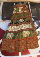 Wrap, Sarong Machine Washable Plus Size Skirts for Women