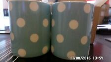 Unbranded Porcelain Spotted Contemporary Mugs