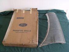 NOS 1940 Ford LH Chrome Grill OEM FoMoCo Pickup 40