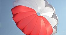 Paraglliding Supair Reserve Parachute Shine Solo Paraglider Ppg Size Large