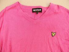 J40 LYLE & SCOTT cotton jumper sweater, size M, excellent condition!