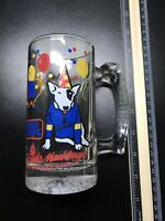 1987 Spuds MacKenzie Bud Light (Budweiser) Beer Glass Mug: Original Party Animal