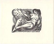 ISTVAN DRAHOS: Ex eroticis Istvan Szigeti