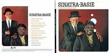 CD Frank SINATRA & Count BASIE  An Historic Musical First - Gatefold Card Sleeve