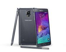 Samsung Galaxy Note 4 SM-N910 32GB GSM Ohne Simlock - Schwarz + SELFIE STICK