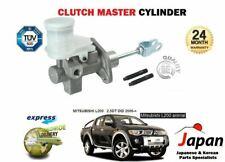 Pour Mitsubishi L200 Pick-Up 2.5DT Maître Cylindre Embrayage 2345A015 MR995034