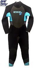 ATLAN FLEXTEC 3 / 2 mm Womens Jumpsuit Wetsuit Scuba Diving Freediving Size XXS