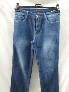 jeans uomo trussardi jeans taglia 3246 cotone elasticizzato