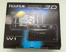 Fujifilm FinePix REAL 3D W1 10.0 MP compact digital camera (Black) NEW In BOX