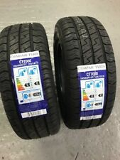 X2 Compass CT7000 185/60 R12 104N Trailer  Extra Load Tyres