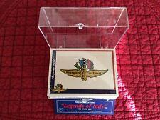 Legends Of Indy Indianapolis Motor Speedway 100 Card Set Sealed Racing Nascar