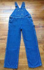 Grand Smith Charpentier Salopette Homme Jeans 42x30 Excellent État