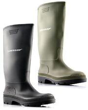 Dunlop Wellington Boots Synthetic Shoes for Men