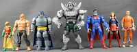 """DC Comics Multiverse 6"""" Collect-And-Connect New 52 Doomsday FULL SET set MIP"""