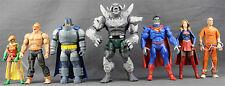 "DC Comics Multiverse 6"" Collect-And-Connect New 52 Doomsday FULL SET set MIP"