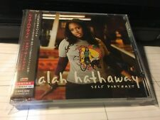 LALAH HATHAWAY - SELF PORTRAIT JAPAN IMPORT CD+OBI STAX RECORDS UCCO-2010