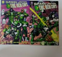 Green Lantern: The New Corps # 1 & 2, TPB, DC, 1999