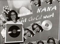 Nana Mouskouri - Vintage Press Photo Photo Norbert Unfried (U-8325
