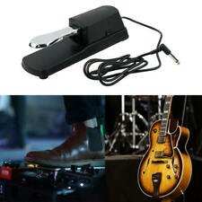 Universal Piano-style Sustain Foot Pedal w/ Polarity Switch for Electric IUH