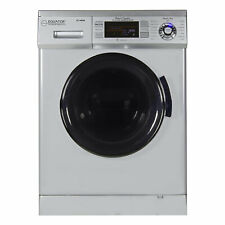 Equator Combination Ventless Home Washer Dryer Unit, Silver (For Parts)