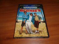 Weekend at Bernies (DVD, 1998, Full Frame/Widescreen) NEW