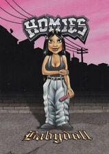 2004 Neca Homies Sammelkarte, #19 BabyDoll