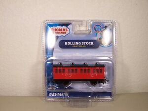 """Bachmann  """"Thomas & Friends""""  Red Coach  HO Scale New"""