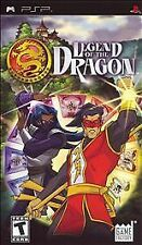 Legend of the Dragon (Sony PSP, 2007) Complete