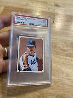 Nolan Ryan PSA 6 Ex 1984 Topps Sticker #66 Astros Card INVEST NR Major League