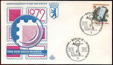 Berlino 1972 TIMBRO GIORNO FDC PRIMO GIORNO DI COPERTURA #c34354