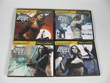 Alex Archer Rogue Angel Graphic Audio CD Lot-4 Sets CDs #22,23,24,25