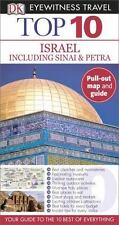Top 10 Israel, Sinai, and Petra (Eyewitness Top 10 Travel Guide)-ExLibrary