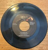 "ELVIS PRESLEY - ""ALL SHOOK UP""/ ""THAT'S WHEN YOUR HEARTACHES BEGIN-45 RPM"