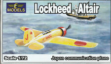 LF Models 1/72 Lockheed Altair NEW