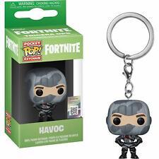 Funko Pocket Pop - Fortnite S2 - Havoc Figure Keychain