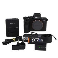 Sony A7S III 12.1 MP Digital SLR Camera - Black (Body Only) - a7siii