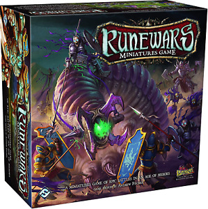 Runewars: Miniatures Board Game Core Set NEW SEALED