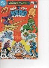 ADVENTURE COMICS 479 - MAR 1981 VERY FINE
