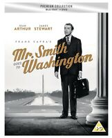 MR SMITH GOES TO WASHINGTON ( 1939 ) HMV PREMIUM COLLECTION BLURAY + DVD SEALED