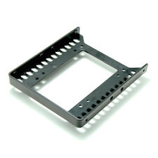 2.5 SSD SAS HDD to 3.5 Hard Drive Bay Adapter Mounting Bracket Support Mount