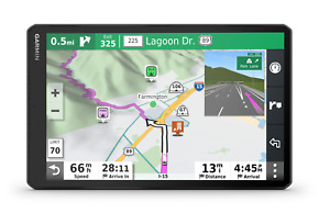 Garmin RV 1090 10in RV Navigator GPS with Touchscreen Display, Preloaded Maps