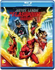 Dcu: Justice League - the Flashpoint Paradox [New Blu-ray] With Dvd, Full Fram