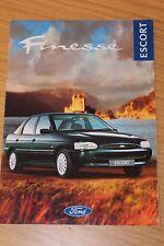 Ford Escort Finesse Sales Folder  November 1995 FA1257