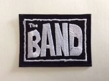 M305 // ECUSSON PATCH AUFNAHER TOPPA / NEUF / THE BAND 8*5,5 CM