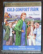 COLD COMFORT FARM Stella Gibbons BBC Radio Drama 2 Cassette set Miriam Margolyes