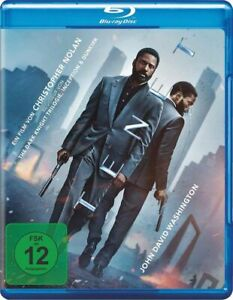 Tenet Blu-Ray *NEU/OVP* FSK 12