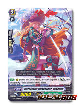 Cardfight Vanguard  x 4 Narcissus Musketeer, Joachim - BT17/140EN - C Mint