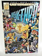 Comic Book - Ultraverse Break-Thru #1