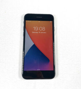Apple iPhone 8 - Black - 256GB - (Unlocked) A1905 (GSM) - Good Condition